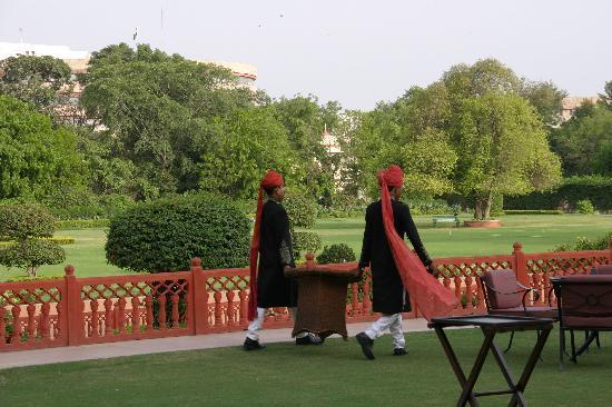 Rambagh Palace : Gardens
