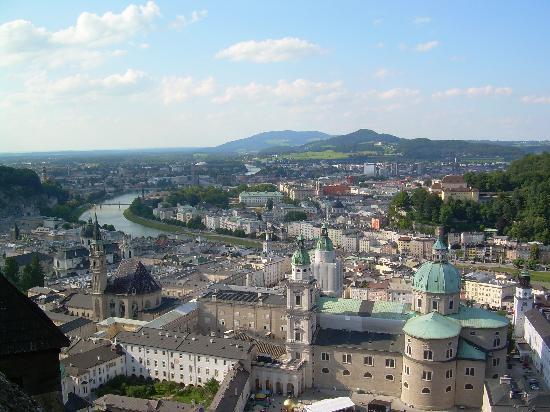 Αυστρία: Fly to Salento - Austria - Salzburg