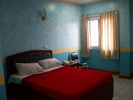 La Brea Inn: standard room