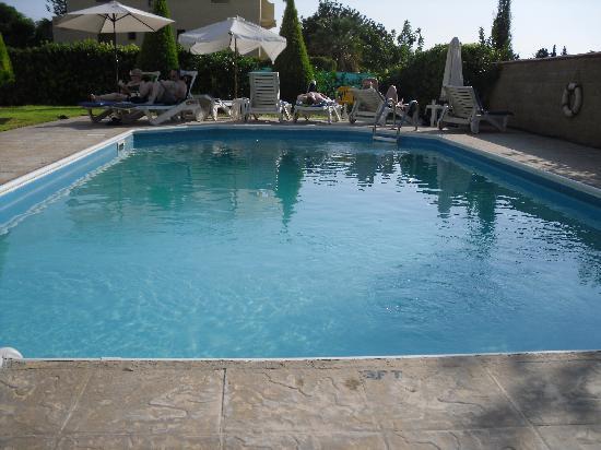 Lefki Tree Tourist Apartments: pool