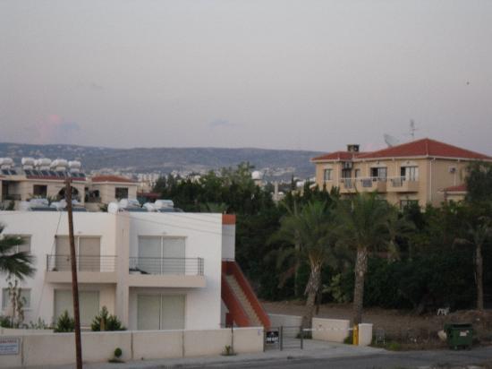 Lefki Tree Tourist Apartments: view