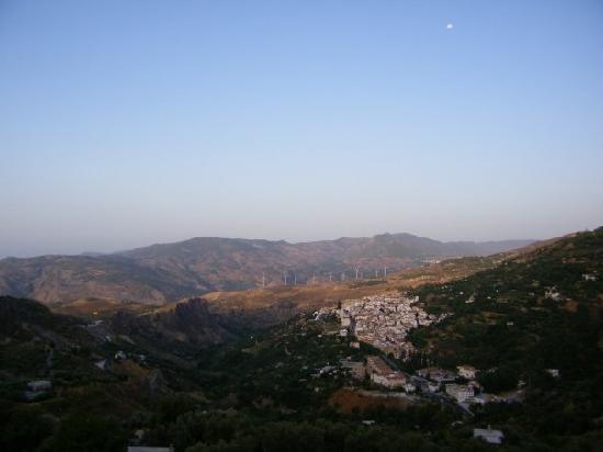 La Casa del Viento: The view upon getting up.