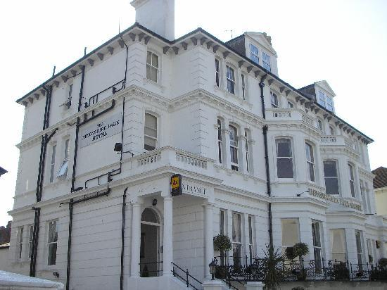 The Devonshire Park Hotel Eastbourne: The hotel