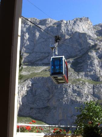 Fuente De, Spain: The cable car - a MUST