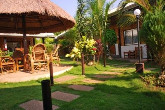 Paragayo Resort: a place where you can just relax after going from the beach