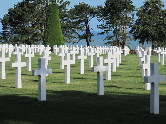 Battle of Normandy Tours : American Cemetery