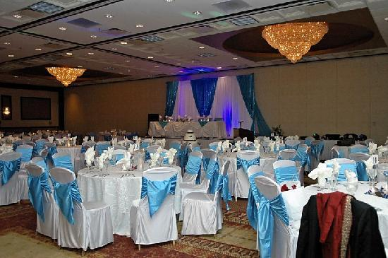 Holiday Inn Chicago North Shore (Skokie): Room Design for Reception Day