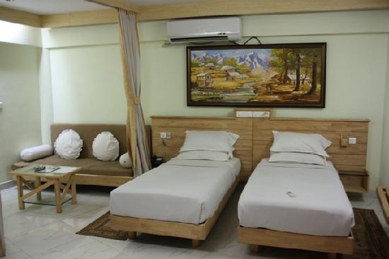 Parklane Hotel: Chambre #1