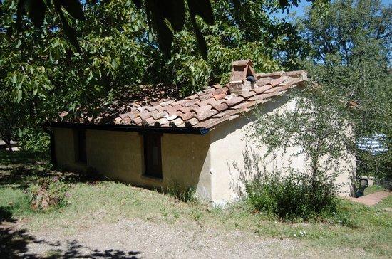 Bagni di San Filippo, Italien: Murettino guest house