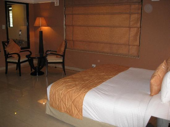 10 Calangute: the bed