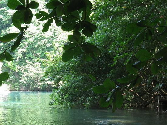 Moon San Villa : The Mineral Springs at The Blue Lagoon