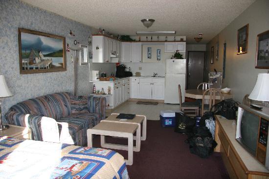 Chautauqua Lodge Comfy Room