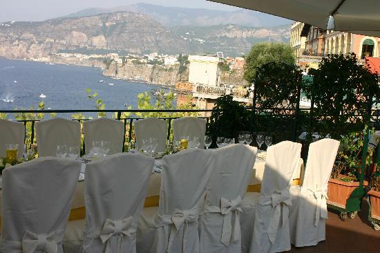 Foreigners Club, it was early morning! - Picture of Terrazza delle ...