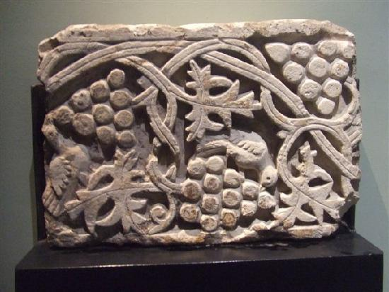 Alexandria National Museum: Decorative border