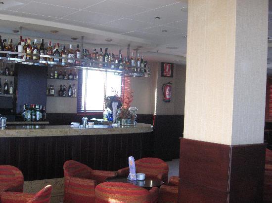 Hotel Madeira Centro: le bar du 20 ème étage