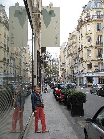 Hotel de l'Abbaye Saint-Germain: Rue Cassette