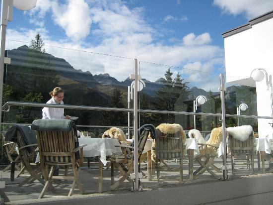 Tschuggen Grand Hotel: Tschuggen
