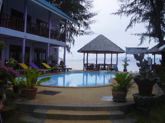Phangan Great Bay Resort : Pool