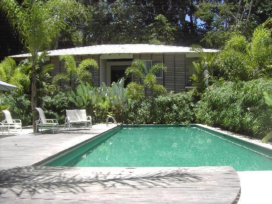 Cocles, Costa Rica: la piscine