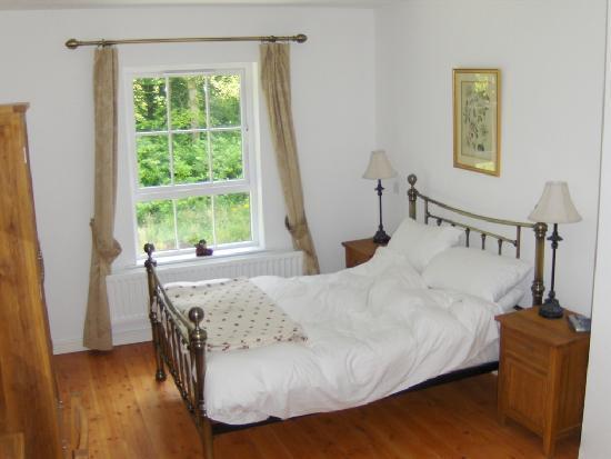 Castle Leslie Estate: Bedroom 1