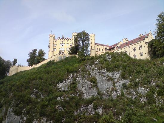 Landhaus Kossel: Königsschloss Hohenschwangau