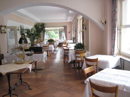 Hotel Moosmann : Speisesaal