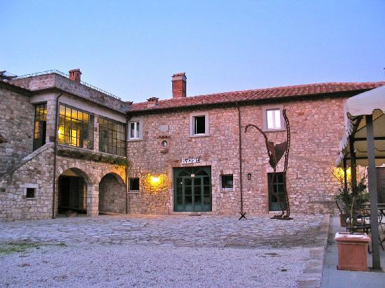 Fratta Todina, İtalya: Conti Faina