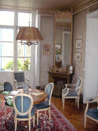 Monceaux-en-Bessin, Frankreich: The Lounge