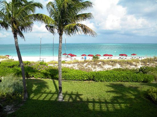 Royal West Indies Resort: View from our balcony