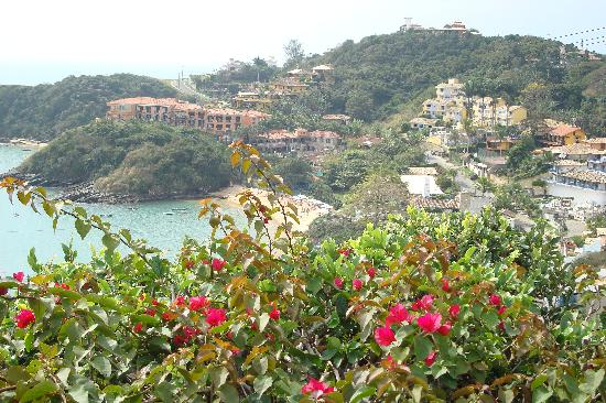 Baía do João Pousada: Vista de la Bahia