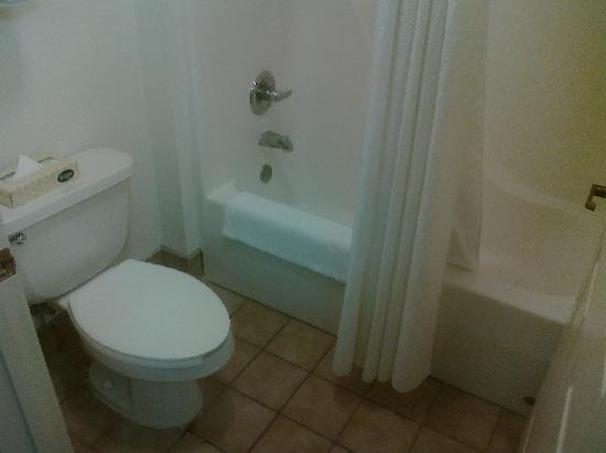 Staybridge Suites San Antonio NW Medical Center : Bathroom