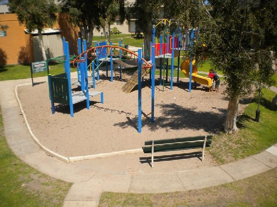 play areaoutside our unit Picture of Kalbarri Beach Resort