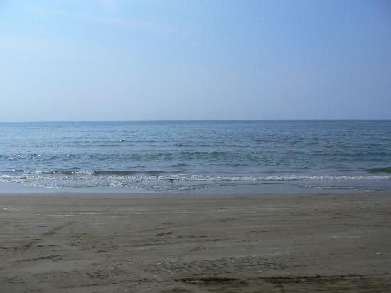 Hakui, Japan: 海がキラキラ輝きます