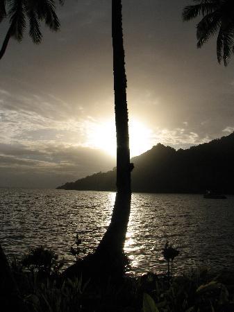 Lalati Resort & Spa: sunrise at Lalati