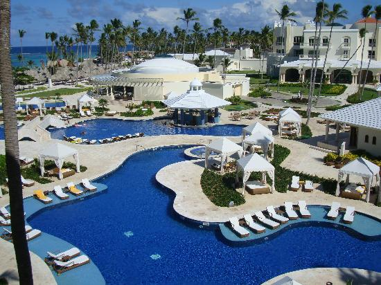 Iberostar Grand Bavaro: view from our room