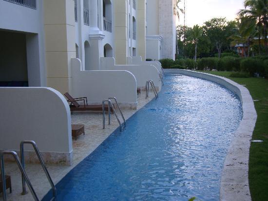Iberostar Grand Hotel Bavaro: swim up rooms