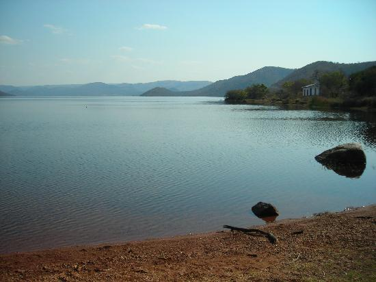 Middleburg, Zuid-Afrika: View of Loskop Dam