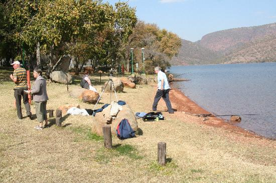 Middleburg, Sydafrika: Fishing & Bird Watching