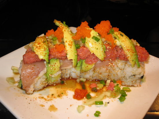 Samurai Teppan & Sushi Restaurant: samurai special