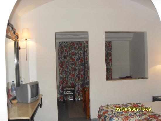 Mediterranee Thalasso Golf: Notre chambre