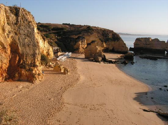 Montemar: Beach within walking diastance(abouk 1km)