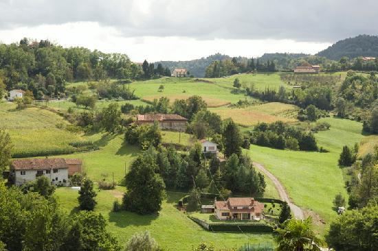 Casalborgone, Italy: paesaggio