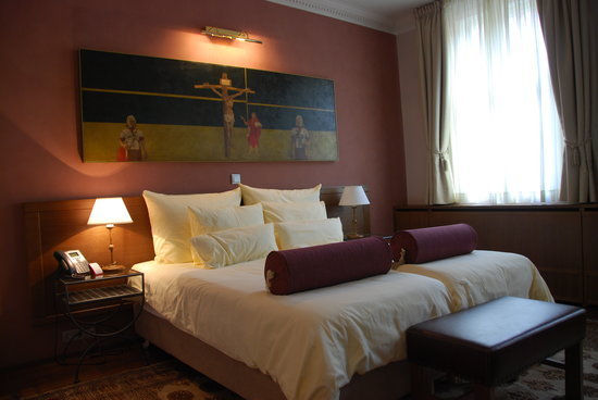 Hotel Mitra: Luxurious room