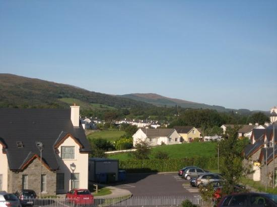 Kenmare Bay Holiday Homes & Lodges: view from hotel