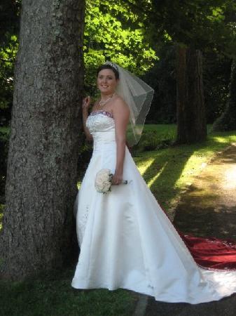 Kenmare Bay Holiday Homes & Lodges: bride