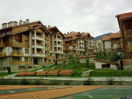 St. Ivan Rilski - Hotel, SPA & Apartments: apartment houses