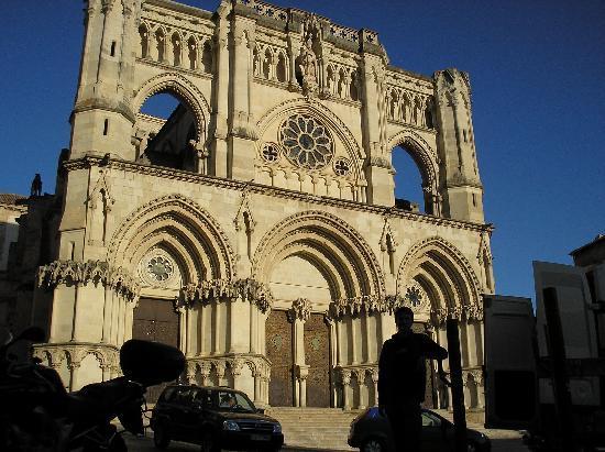 La Catedral de Cuenca: catedral de Cuenca