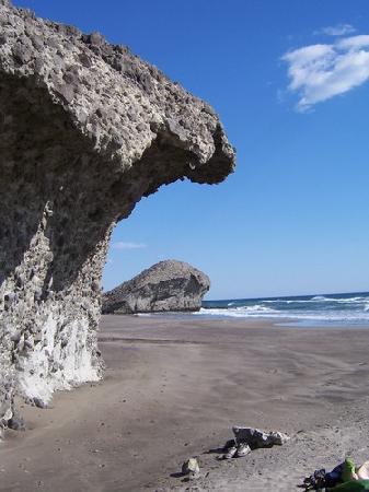 Cabogata Mar Garden Hotel Club & Spa: El Monsul Strand