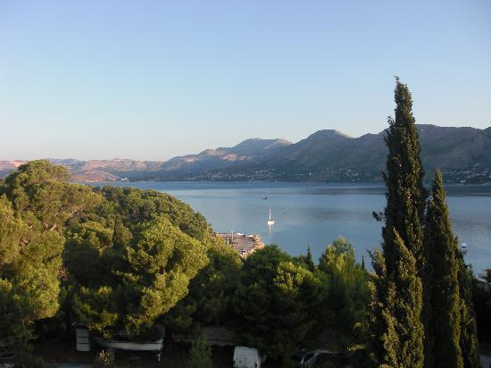 Villa Stanovic: View from balcony