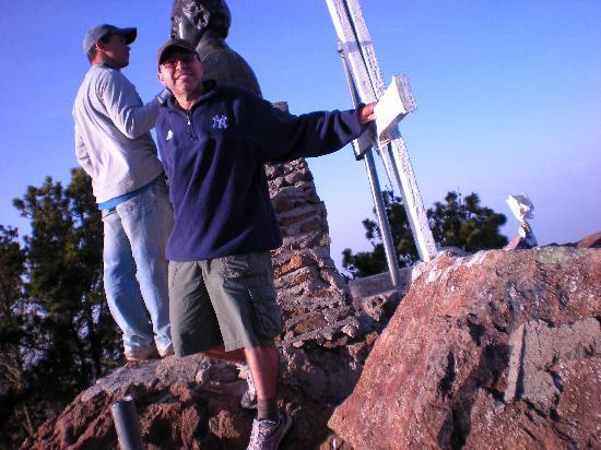 Pico Duarte: Feeling on top of the world